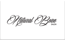 Sell Natural Born Salon Gift Card