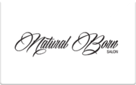 Buy Natural Born Salon Gift Card