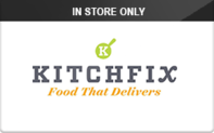 Buy Kitchfix (In Store Only) Gift Card