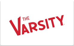 Buy The Varsity Gift Card