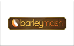Sell Barley Mash Gift Card