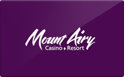 Sell Mount Airy Casino Resort Gift Card