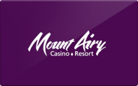 Buy Mount Airy Casino Resort Gift Card