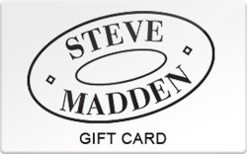 Sell Steve Madden Gift Card