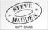 Buy Steve Madden Gift Card