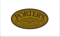 Buy Porter's Steakhouse Gift Card