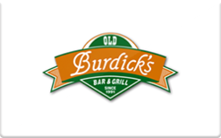 Sell Old Burdick's Bar and Grill Gift Card