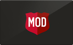 Sell MOD Pizza Gift Card