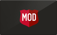 Buy MOD Pizza Gift Card