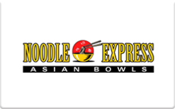 Sell Noodle Express Gift Card