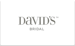 Sell David's Bridal Gift Card