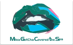 Sell Milea GotCha Covered the Spa Gift Card