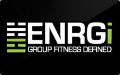 Sell ENRGi Fitness Gift Card