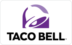 Taco Bell Gift Card - Check Your Balance Online | Raise.com
