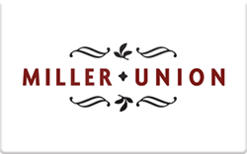 Buy Miller Union Restaurant Gift Card