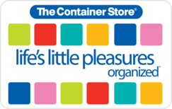 Sell The Container Store Gift Card