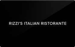 Buy Rizzi's Italian Restaurant Gift Card