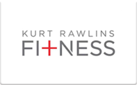 Buy Kurt Rawlins Fitness Gift Card