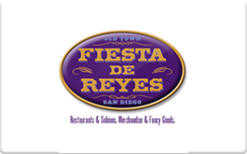 Sell Fiesta de Reyes Gift Card