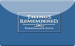 Sell Things Remembered Gift Card