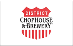 Sell ChopHouse & Brewery Gift Card