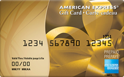 Buy American Express Gift Card