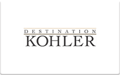 Sell Destination Kohler Gift Card