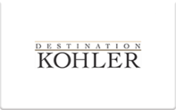 Buy Destination Kohler Gift Card