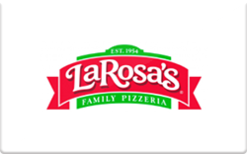 LaRosa's Pizza Gift Card - Check Your Balance Online | Raise.com