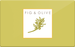 Sell Fig & Olive Gift Card