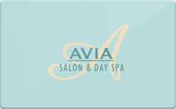 Sell AVIA Salon & Day Spa Gift Card