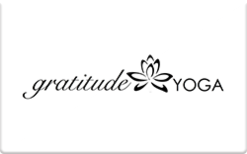 Sell Gratitude Yoga Gift Card