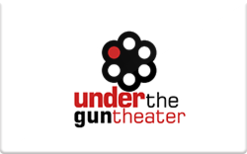 Sell Under the Gun Theater Gift Card