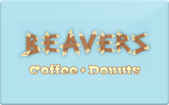 Sell Beavers Coffee + Donuts Gift Card