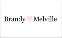 Sell Brandy Melville Gift Card
