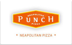 Buy Punch Pizza Gift Card