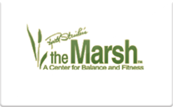 Sell The Marsh Gift Card
