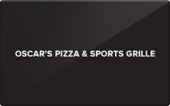 Sell Oscar's Pizza & Sports Grille Gift Card