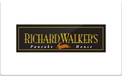 Sell Richard Walker's Pancake House Gift Card
