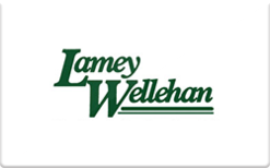 Buy Lamey Wellehan Gift Card