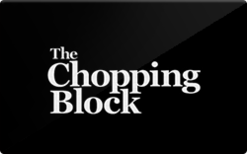 Sell The Chopping Block Gift Card