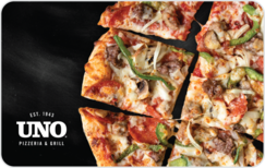 Sell Uno Chicago Grill Gift Card