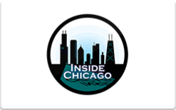 Sell Inside Chicago Walking Tours Gift Card