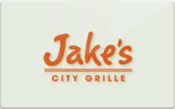Sell Jake's City Grille Gift Card