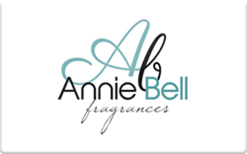 Sell Annie Bell Fragrances Gift Card