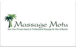 Sell Massage Motu Gift Card