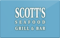 Sell Scott's Seafood Restaurant Gift Card