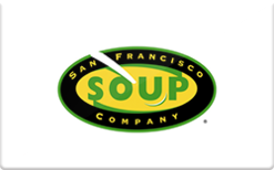 Sell San Francisco Soup Company Gift Card