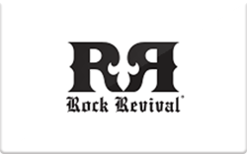 Sell Rock Revival Gift Card
