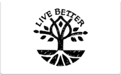 Sell Live Better Co. Gift Card